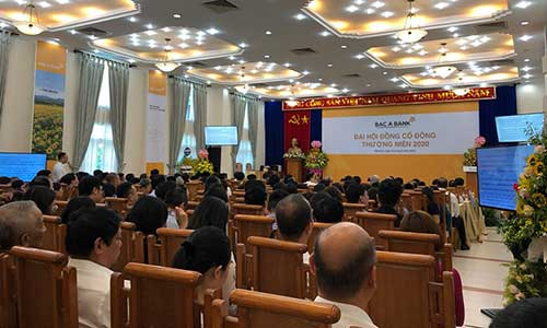 Phần mềm đại hội trực tuyến (Voting) - Triển khai thành công tốt đẹp cho Bắc Á Bank