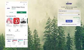 Ứng dụng Mobile App quản lý bảo hành điện tử bằng QR Code cho Bơm Windy